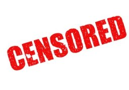 "Image of the word ""censored"""