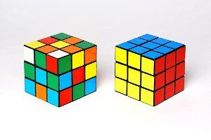 What should I study - image of two Rubik's cubes