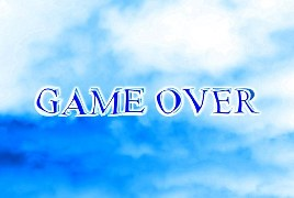 "Studying the wrong thing - Image of the words ""Game Over"""