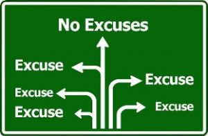 No Excuses image