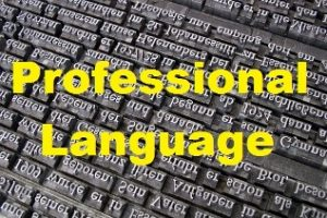 Why is grammar important? Professional language image