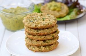 Cheap recipes: Image of tuna cakes